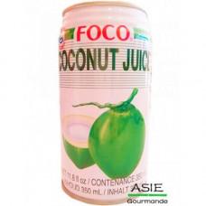 FOCO jus de COCO 350ml