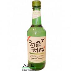 JINRO vin de riz coréen soju chum-churum 19.5% 350ml