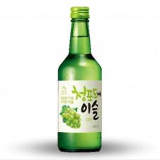JINRO Soju grape Alcool coréen 360ml 13%