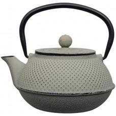 Tea Kettle Iron 17.5x15x10cm 0.8L vert/gris