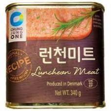 CJO luncheon meat porc coréen 340g