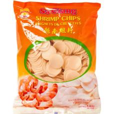 chips crevette(non frits) 1kg