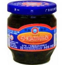 chaosheng HK feuille d'olivier marinée 170g