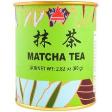thé matcha 80g
