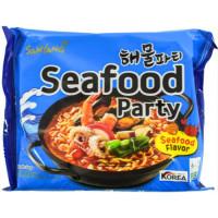 SY nouilles ramen sav. seafood épicé 125g