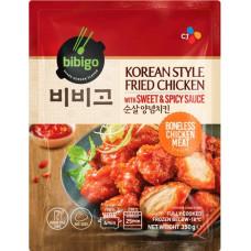 bibigo poulet coréen frit doux/épicé 350g