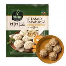 bibigo Dumplings vapeur poulet légume 560g