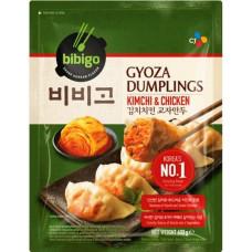 bibigo gyoza kimchi poulet 600g