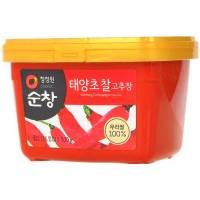 CJW HOT pâte de piment soja coréen (Gochujiang) 500g