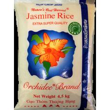 riz jasmin 4.5kg AAA new crop 2020