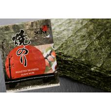 algue nori pour sushi 10P SUKI 28g