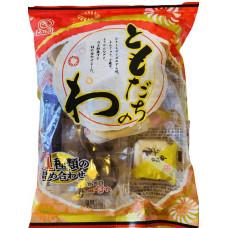 TenKei Petits Gâteaux Japonais mélangés 250g 14 pièces- 11 sortes