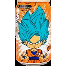 Ocean Bomb Dragonball Goût Super Orange Eau Pétillante 330 ml