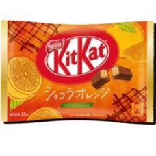 Kitkat biscuit chocolat orange 99g