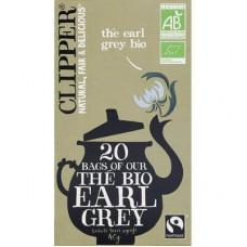 Clipper Thé Bio Earl Grey 40g 20 petits sachets
