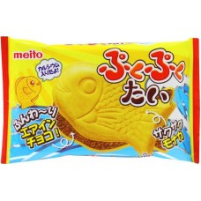 Meito Puku puku Tai Air-In Choco 16.5g