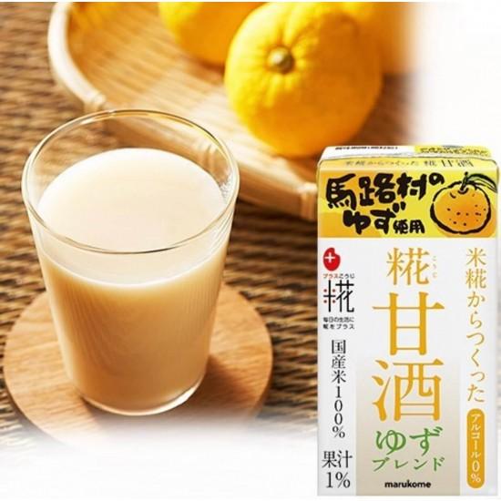 Koji-Amazake Plus Koji LL au Yuzu 125ml
