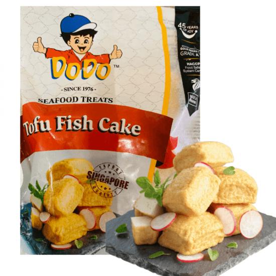 Tofu au poisson pour fondue 200g