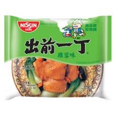 nouilles instantanées saveur poulet nissin 出前一丁 100g
