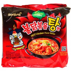 Nouille Ramen Spicy Stew SAMYANG 5x145g Corée