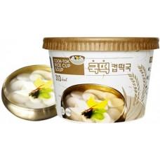 COOK-TOK RICE CUP Tteokbokki soupe 133g