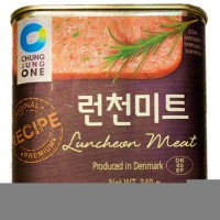CJO luncheon meat porc coréen 340g