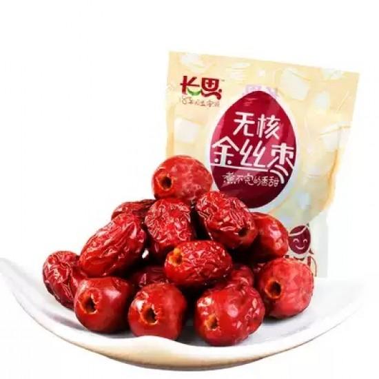 ChangSi Jujube séché rouge sans noyau 250g