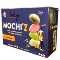 Mochi glacé les Exotique 4 goûts mélangés 140g 4p