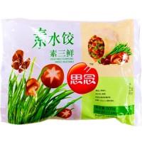 raviolis aux légumes champignon et ciboulette  500g