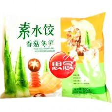 raviolis aux légumes champignon et pousse de bambou 500g