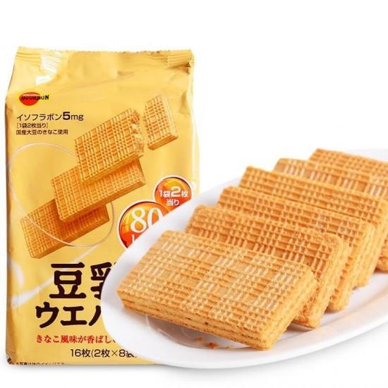 Bourbon soy milk wafer 112.8g