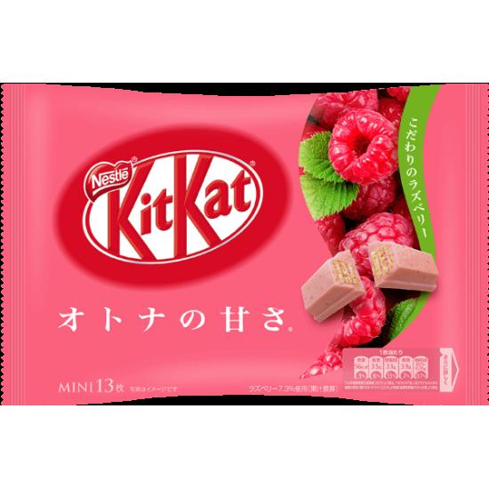 kitkat biscuit framboise 135.6g