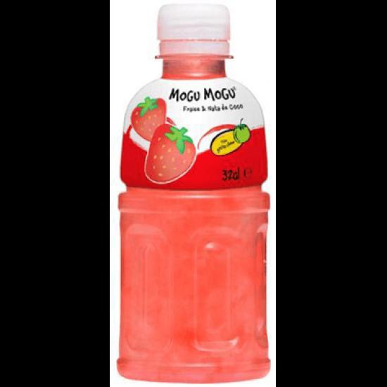 Mogu Mogu Jus Fraise et Nata Coco 32cl