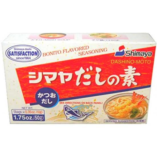 shimaya dashi bonit pour soupe 50g