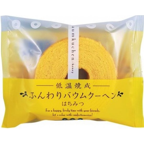 baumkuchen mini honey 65g