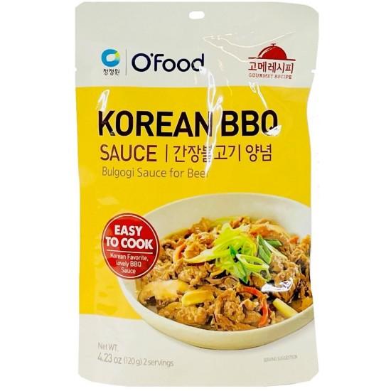 CJW OFood BBQ Sauce Coréenne140g