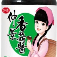 ZJ sauce de champignon shiitaké 210g