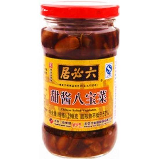 LBJ légume salé chinois BABAO 290g