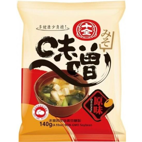 SQ pâte de miso goût original 140g