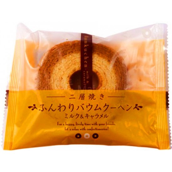 Bamkuchen mini milk caramel flavor 75g