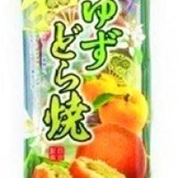 Dorayaki au Yuzu 5P 300g