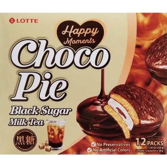 Lotte Chocopie Milk Tea 12x28g