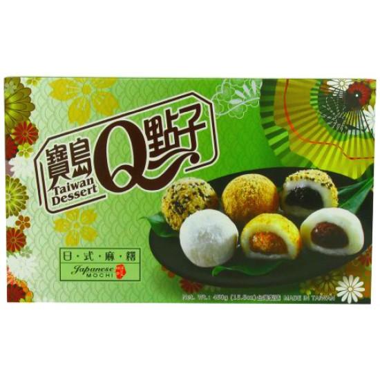 BD Q mixed mochi Taiwan 450g