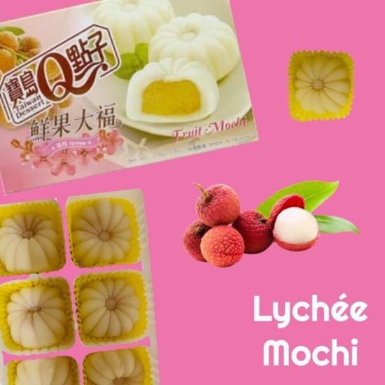 BDQ mochi fruit litchi 210g