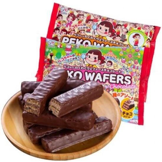 Fujiya Peco Wafers Chocolat 97.5g
