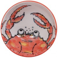 Seafood Bowl crab rouge 16x8.5cm 800ml