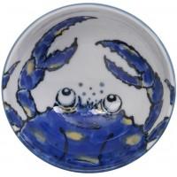Seafood Bol 16x8.5cm 800ml crab bleu