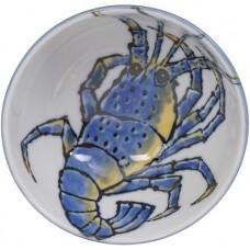 Seafood Bowl bleu homard 16x8.5cm 800ml